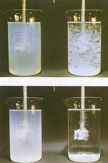 污泥脱水需要哪种聚丙烯酰胺