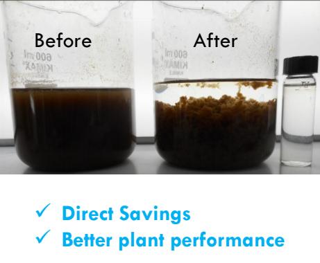 聚丙烯酰胺絮凝在工业废水处理中的效果