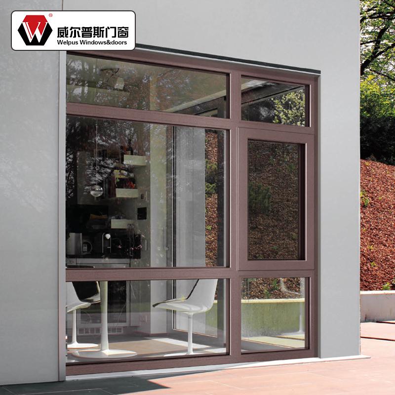 广东静音门窗品牌,高档铝合金门窗代理