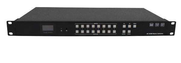 8进8出HDMI矩阵