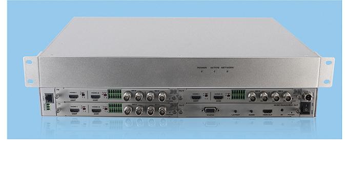 一卡四路高清混合矩阵BYOD-8800