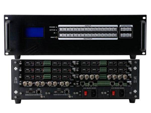 4K高清混合矩阵 FM系列