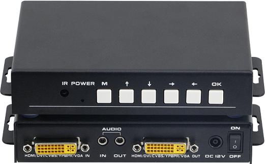 多格式信号转换器