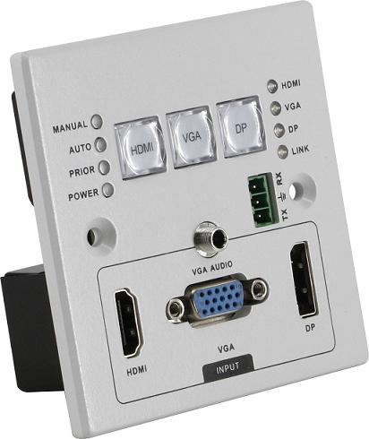 HDMI/VGA/DP墙插