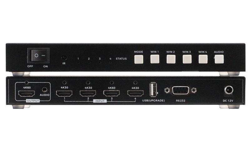 HDMI四画面分割器